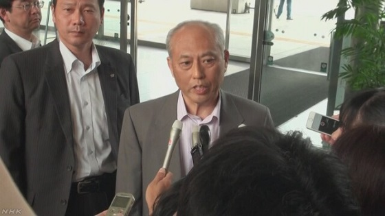 会議費名目で家族旅行報道 舛添知事「精査しコメント」