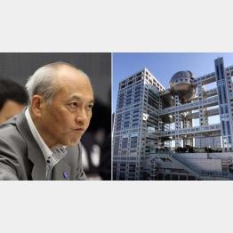 舛添氏が反撃開始 妻子の取材に対しフジテレビをBPO提訴強引な取材に怒り心頭(C)日刊ゲンダイ