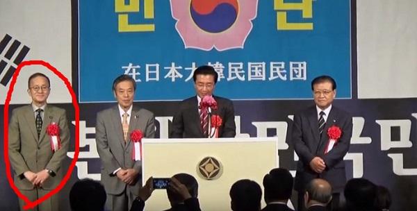【動画】都知事選 桜井誠候補の選挙演説を妨害したのは日本共産党の笠井亮議員だと判明 韓国民団の新年会にも出席