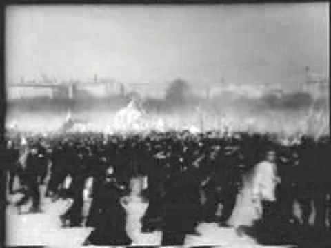 Japanese Communists Rioting in 1949 (日本共産党の暴動)