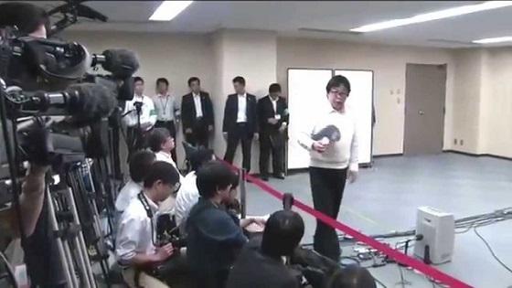 桜井会長(在特会)VS橋下徹(大阪市長)【真のフルバージョン】マスコミに説教する場面から