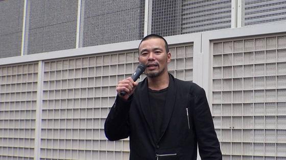【桜田修成 氏1】新社会運動 北朝鮮帰還事業再開運動街宣 2016.9.19