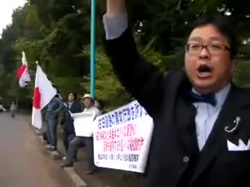 平成27年(2015年)末に法務省が改善を求める勧告をした「朝鮮大学校前でのヘイトスピーチ」とやらについても、その動画をいくら視聴し直しても、いったい何が「ヘイトスピーチ」なのかサッパリ分からない。法務省