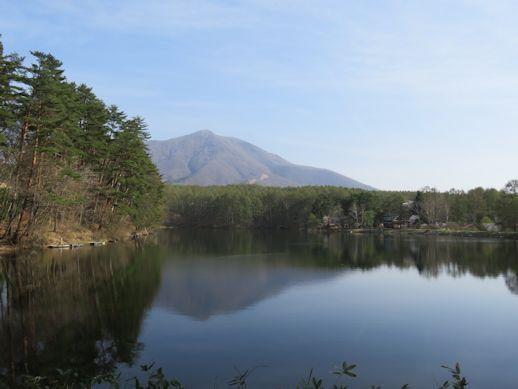 長野市 飯綱高原 飯綱湖