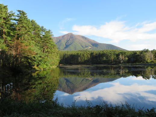 10月12日飯綱湖
