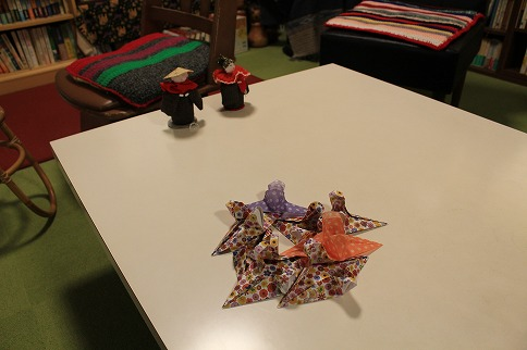 折り紙細工