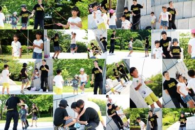 ソレイユチーム練習