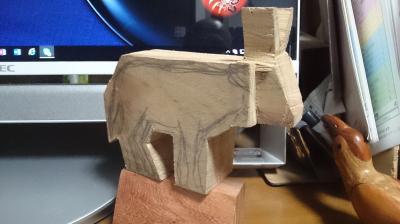 インド牛1