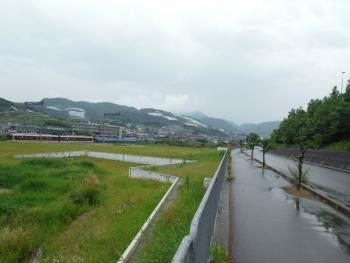 南阪奈沿いに東へ