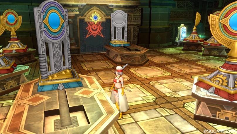 夜の神殿11