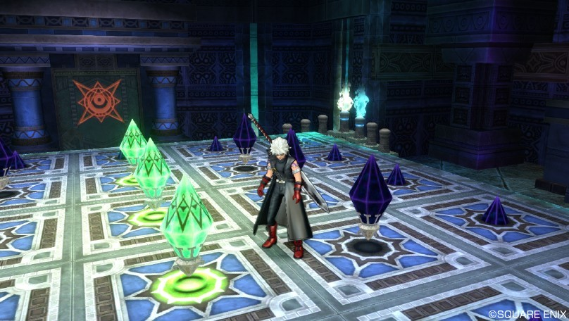 夜の神殿9