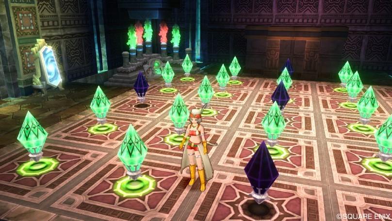 夜の神殿7