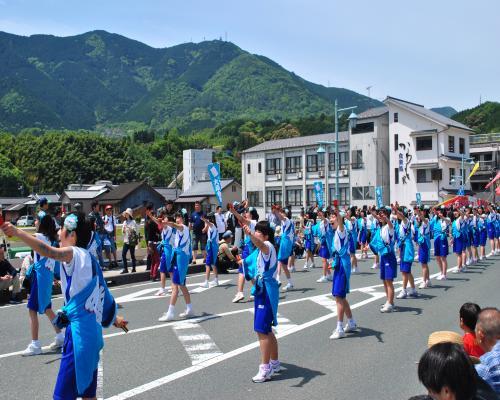凧踊り(中学生)