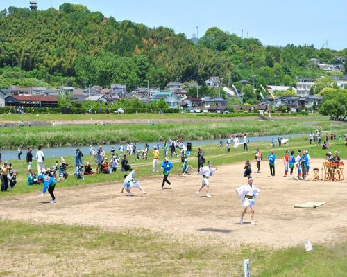 凧踊り(凧踊り保存会)