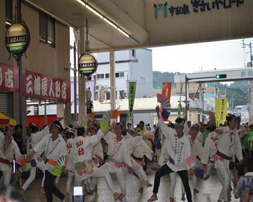 仙台すずめ踊り3