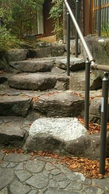 えーゆーハートリフォーム前の階段