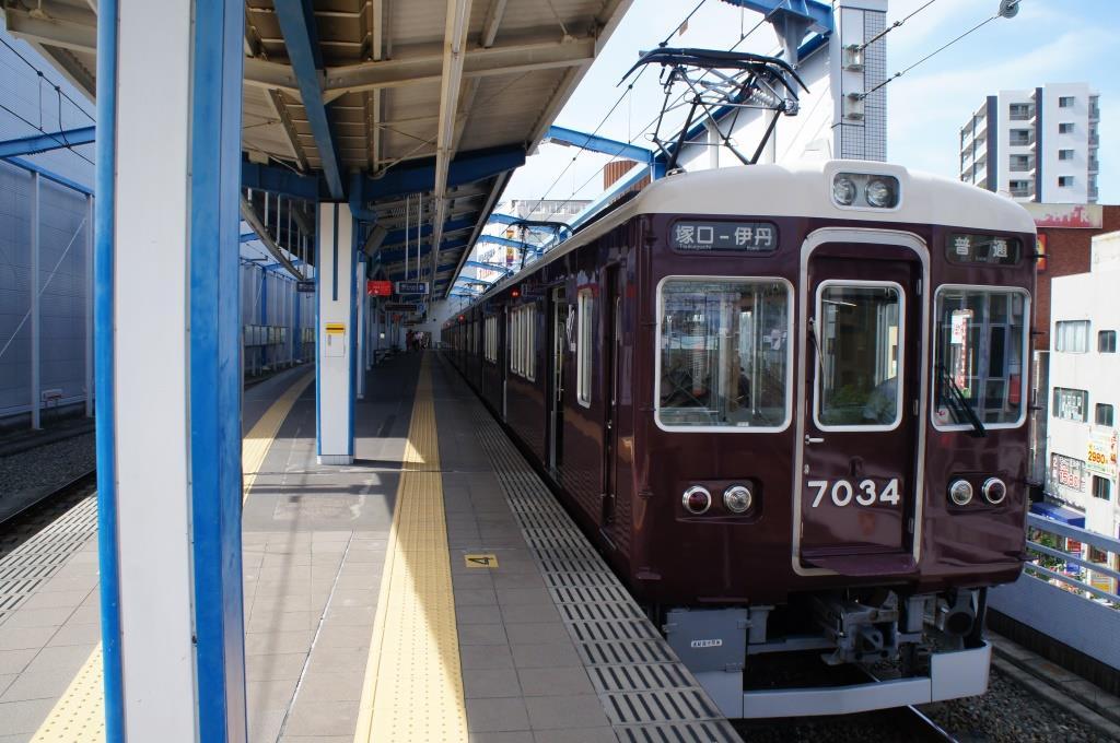 阪急伊丹駅 - 駅前探訪