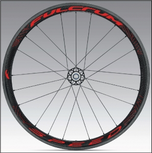 fulcrum racing speed clincher