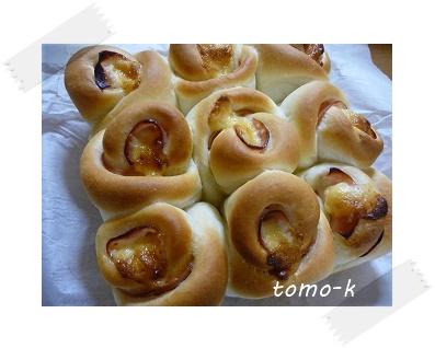 ハムマヨちぎりパン