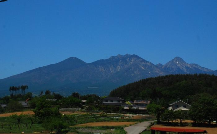高根町からの八ヶ岳19-2