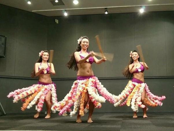 ポリネシアンダンス