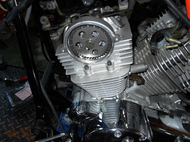 ds250エンジン修理 (4)