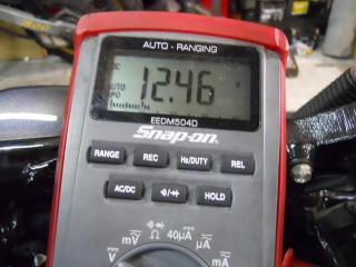 TNシャドーh2809車検前点検 (2)