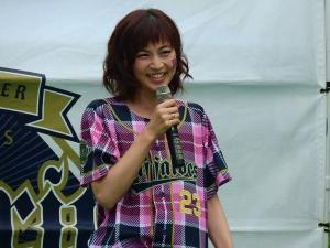 安田美沙子さんも登場!