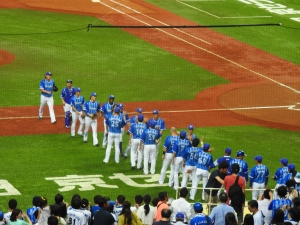大阪で、3連勝!