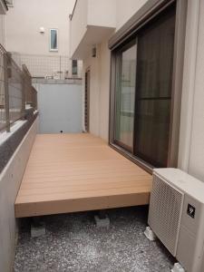 樹ら楽ステージ(ウッドデッキ) :エクステリア横浜(神奈川県・東京都の外構工事専門店)