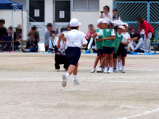 小学校運動会2016