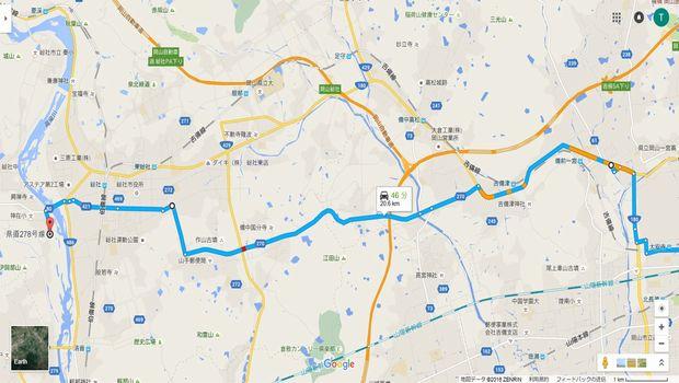 MAP(そうじゃ水辺の楽校)