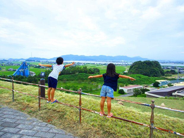 神崎山公園②