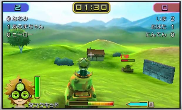 ニンテン戦車