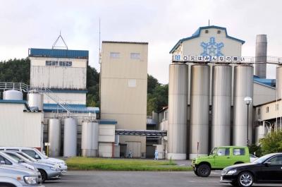 雪印幌延工場の写真