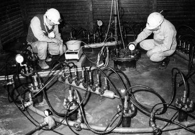 下川鉱山の核廃実験(1981年)