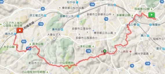 MMH160521若葉台>小山田>南大沢
