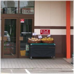160626E 036店頭バナナ@王禅寺SQ