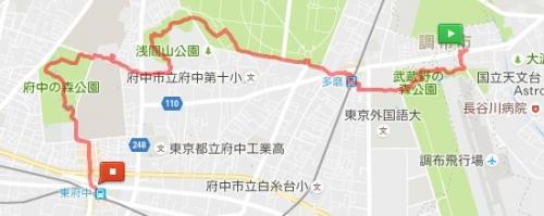 MMH160903武蔵野P北>東府中駅BL25