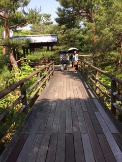 京都水族館庭園