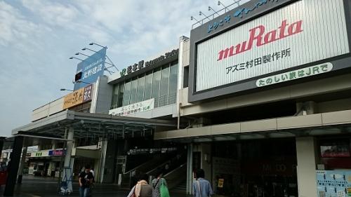 松本駅 (2)