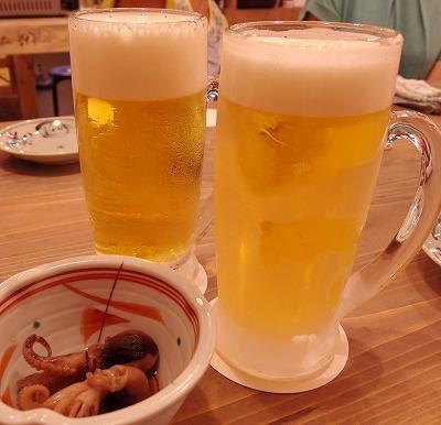 160812大庄水産生ビール