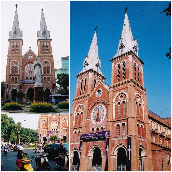 050407と08サイゴン大教会