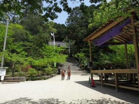 仁比山神社 130