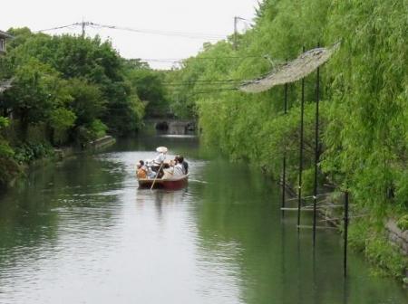 ツバメと川下り 058