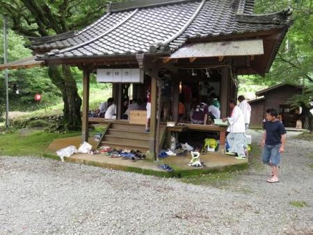 三坂こっぱげ面祭り 115