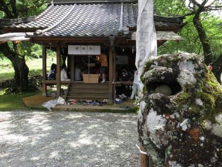 三坂こっぱげ面祭り 116