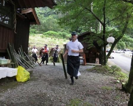 三坂こっぱげ面祭り 161