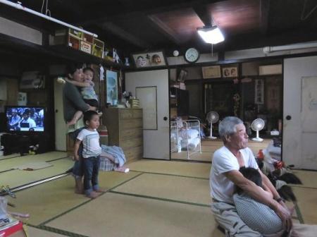 三坂こっぱげ面祭り 252