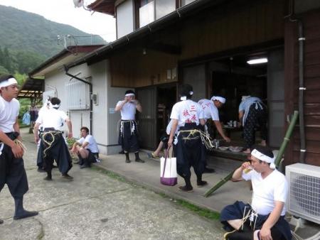 三坂こっぱげ面祭り 259